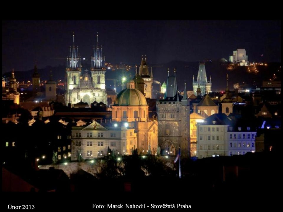 Foto: Marek Nahodil - Stověžatá Praha
