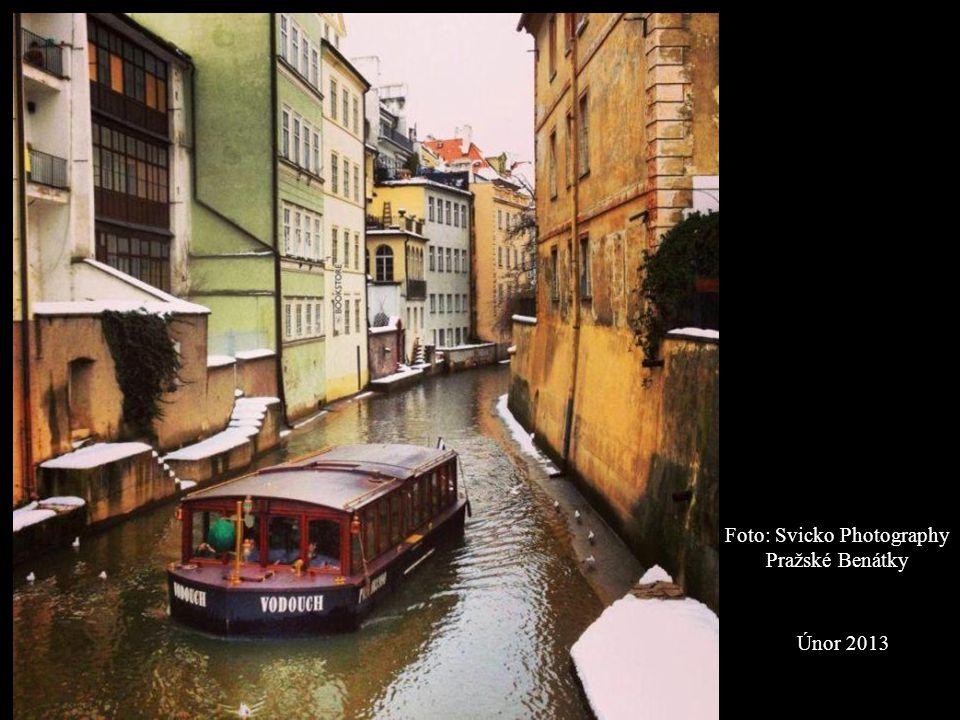 Foto: Svicko Photography Pražské Benátky
