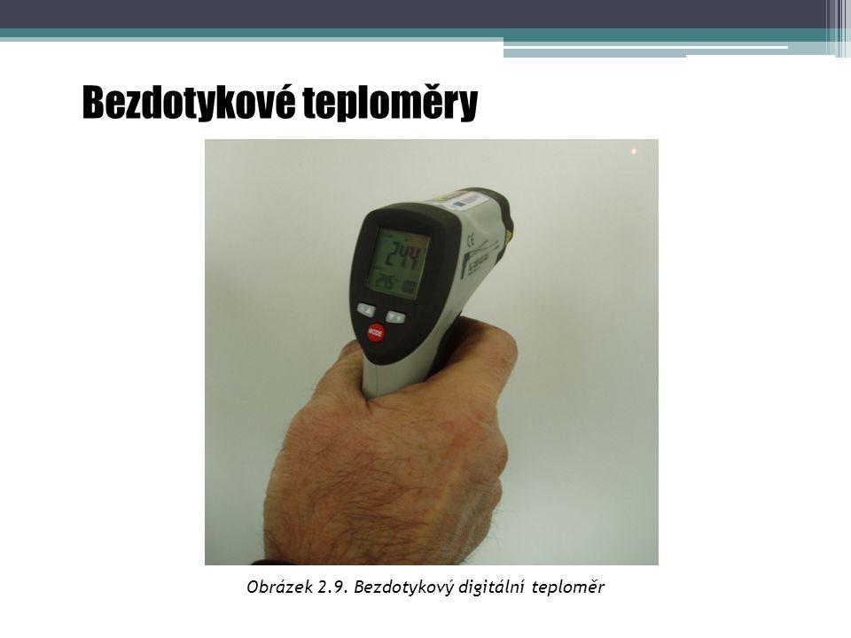 Obrázek 2.9. Bezdotykový digitální teploměr