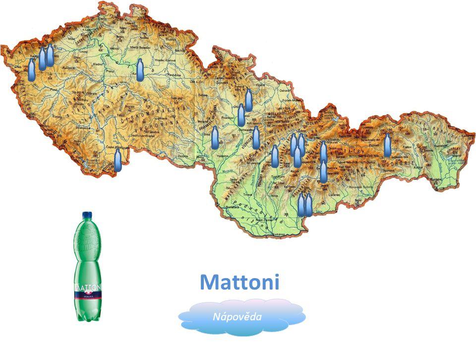 Mattoni Nápověda obec Kyselka, okres Karlovy Vary