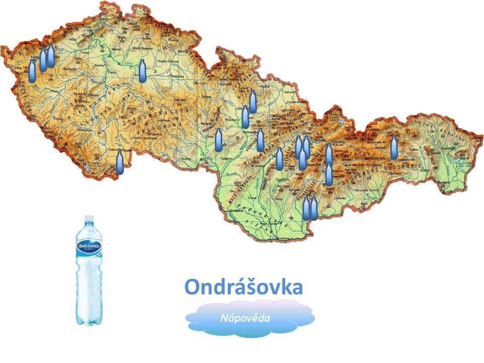 Ondrášovka Nápověda obec Ondrášov, okres Bruntál
