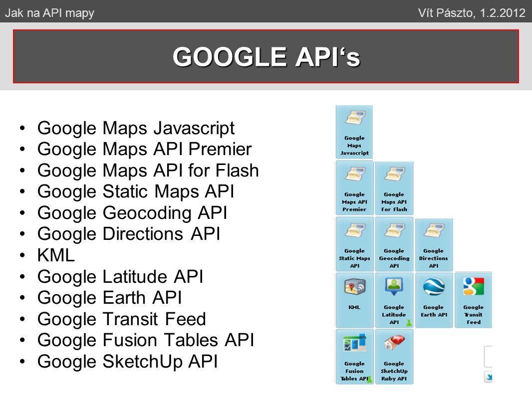 GOOGLE API's Google Maps Javascript Google Maps API Premier