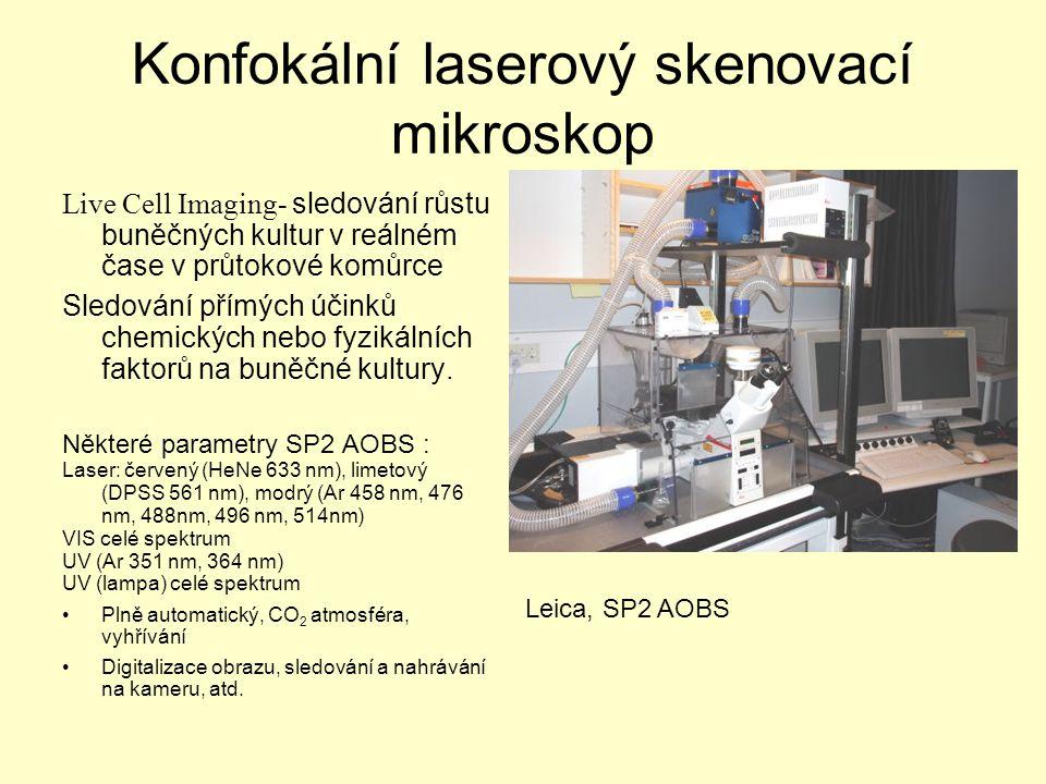 Konfokální laserový skenovací mikroskop