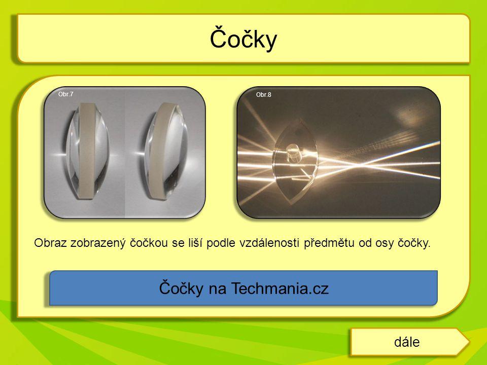 Čočky Čočky na Techmania.cz dále