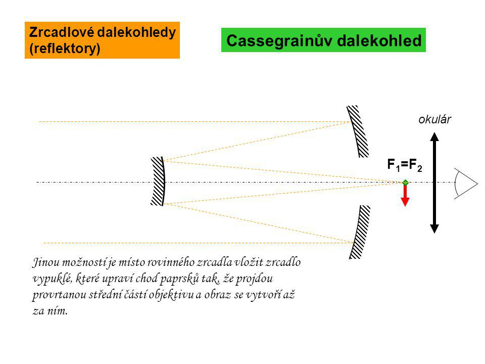 Cassegrainův dalekohled