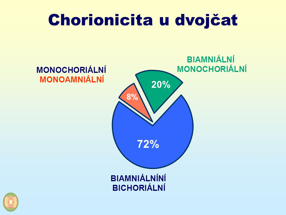 Chorionicita u dvojčat