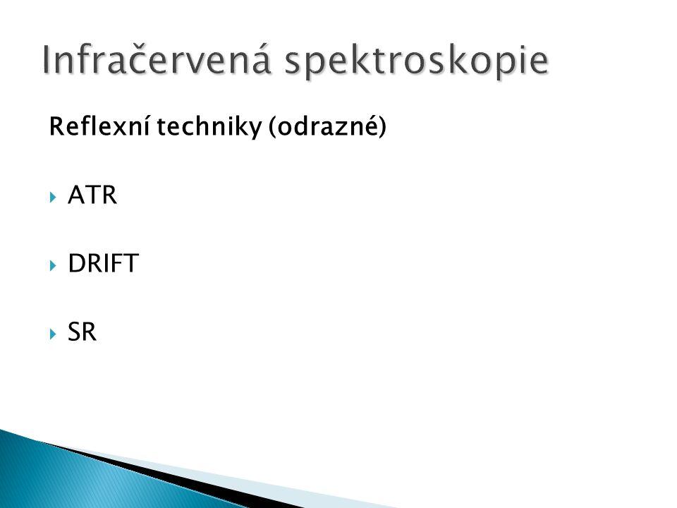 Infračervená spektroskopie