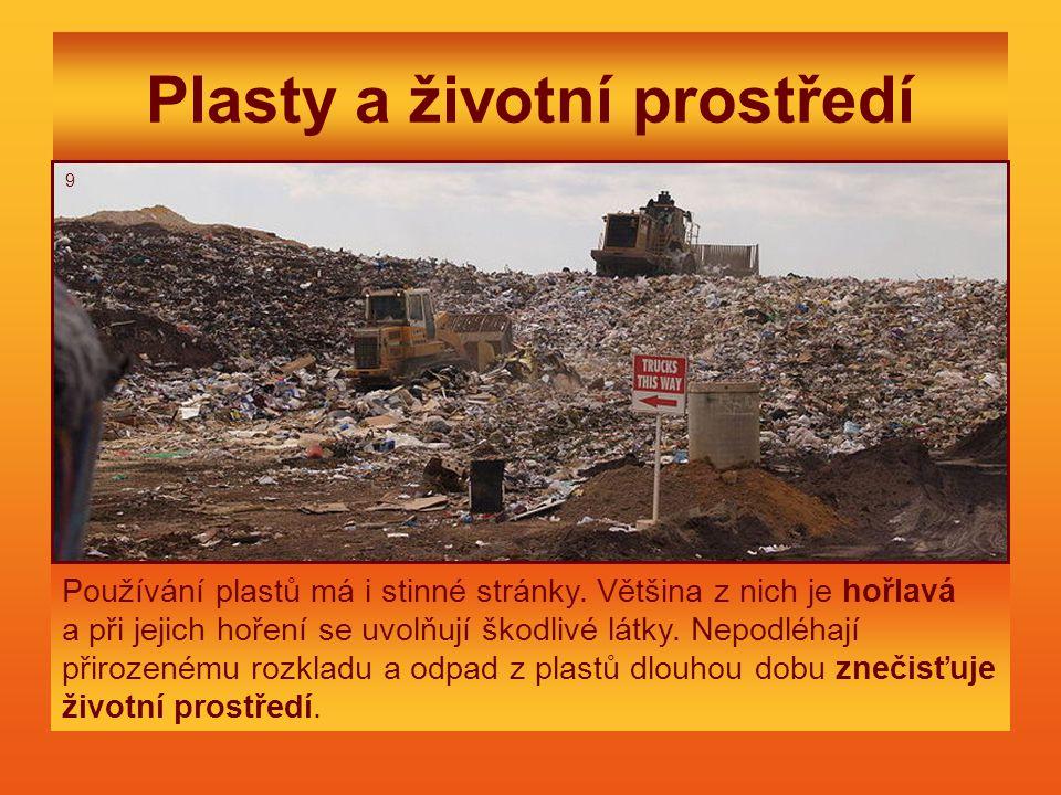 Plasty a životní prostředí
