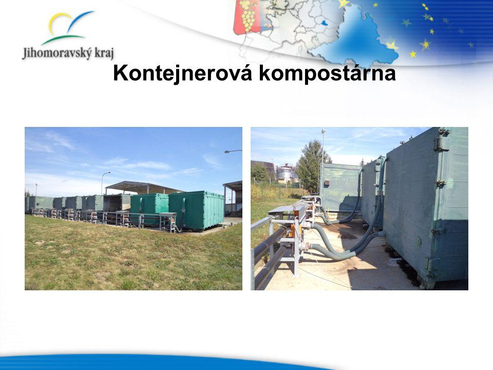 Kontejnerová kompostárna