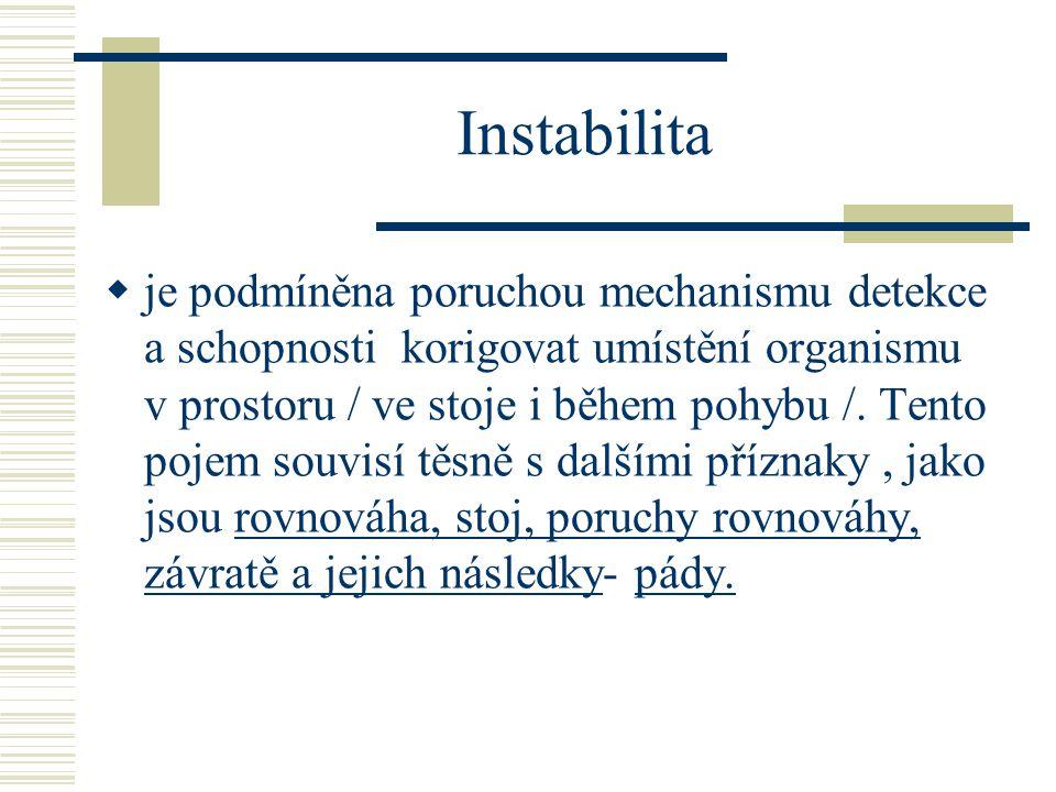 Instabilita