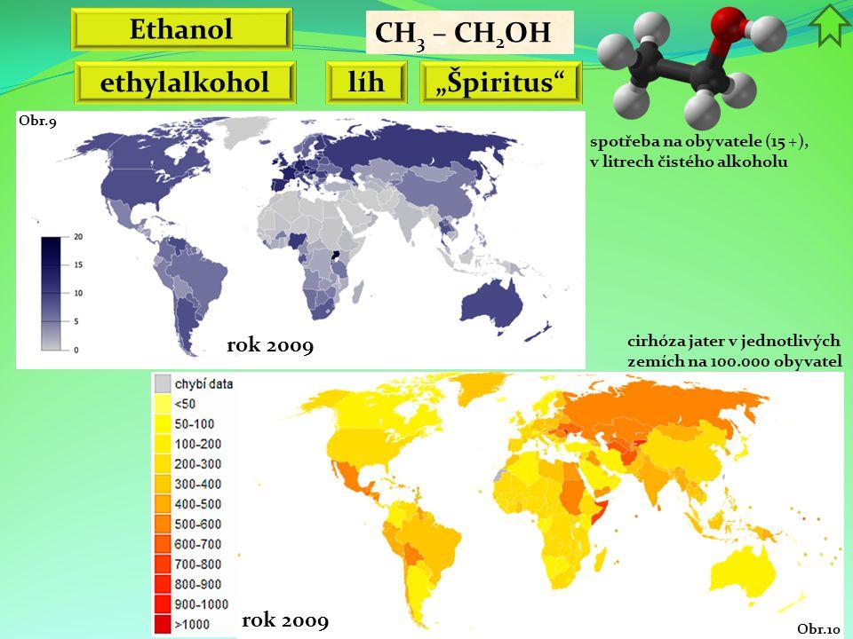 """Ethanol ethylalkohol líh """"Špiritus"""