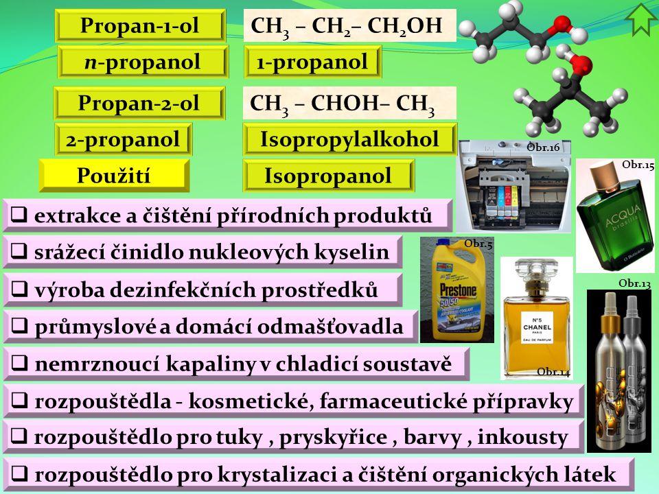extrakce a čištění přírodních produktů