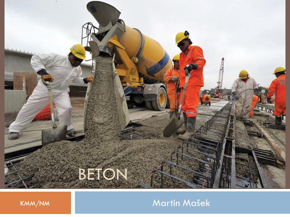 BETON KMM/NM Martin Mašek