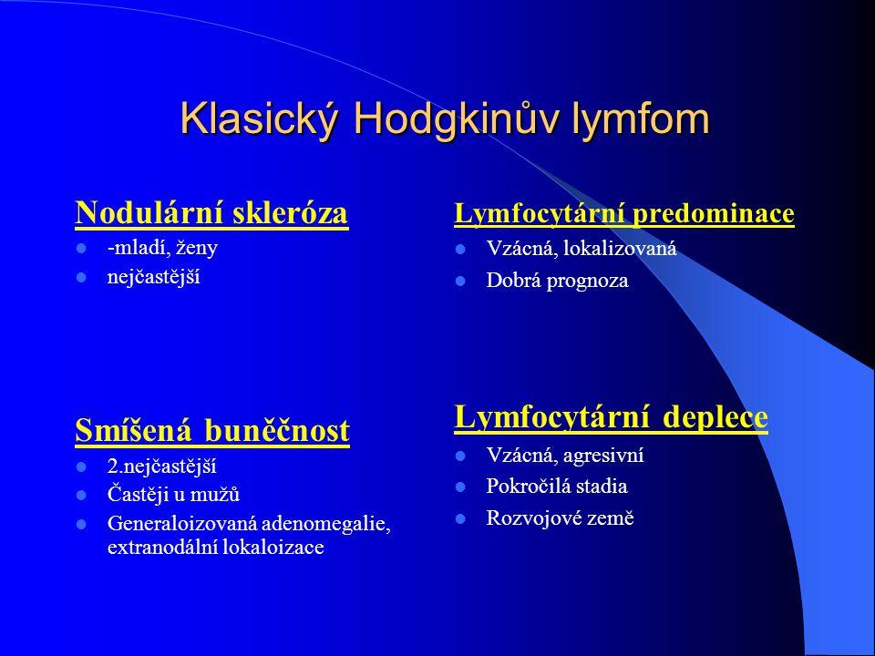 Klasický Hodgkinův lymfom