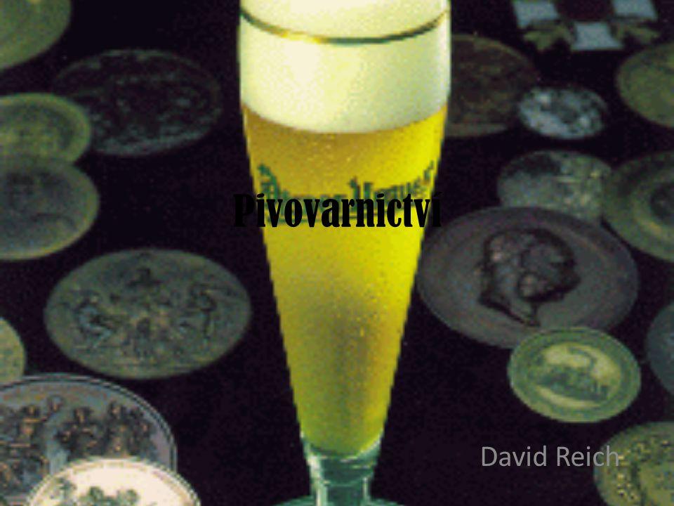 Pivovarnictví David Reich