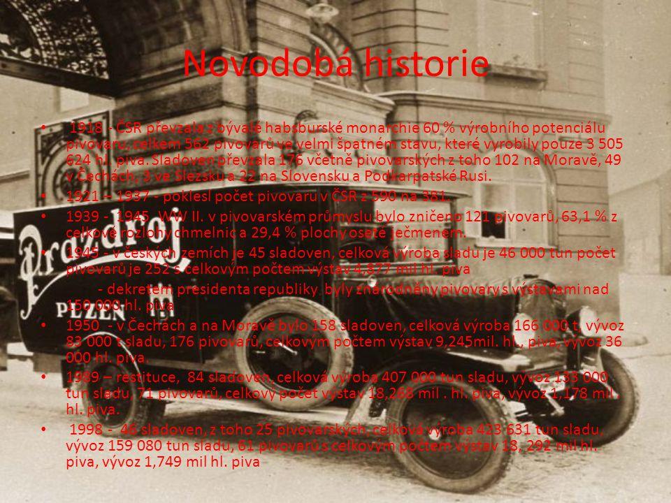 Novodobá historie