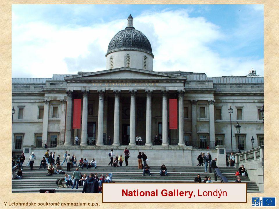 National Gallery, Londýn