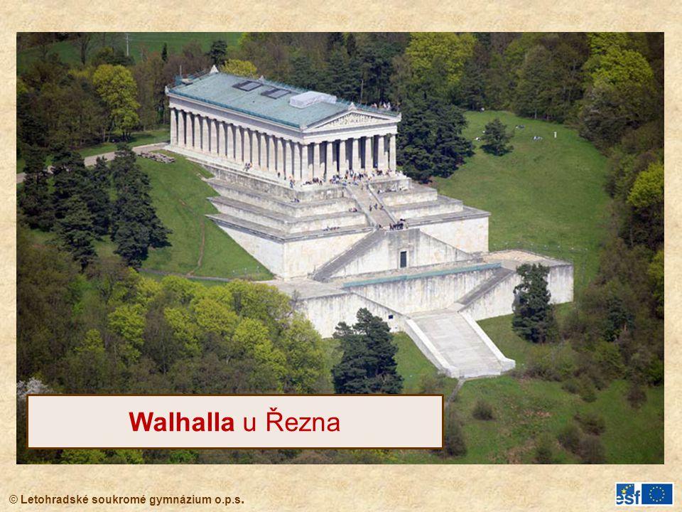 Walhalla u Řezna