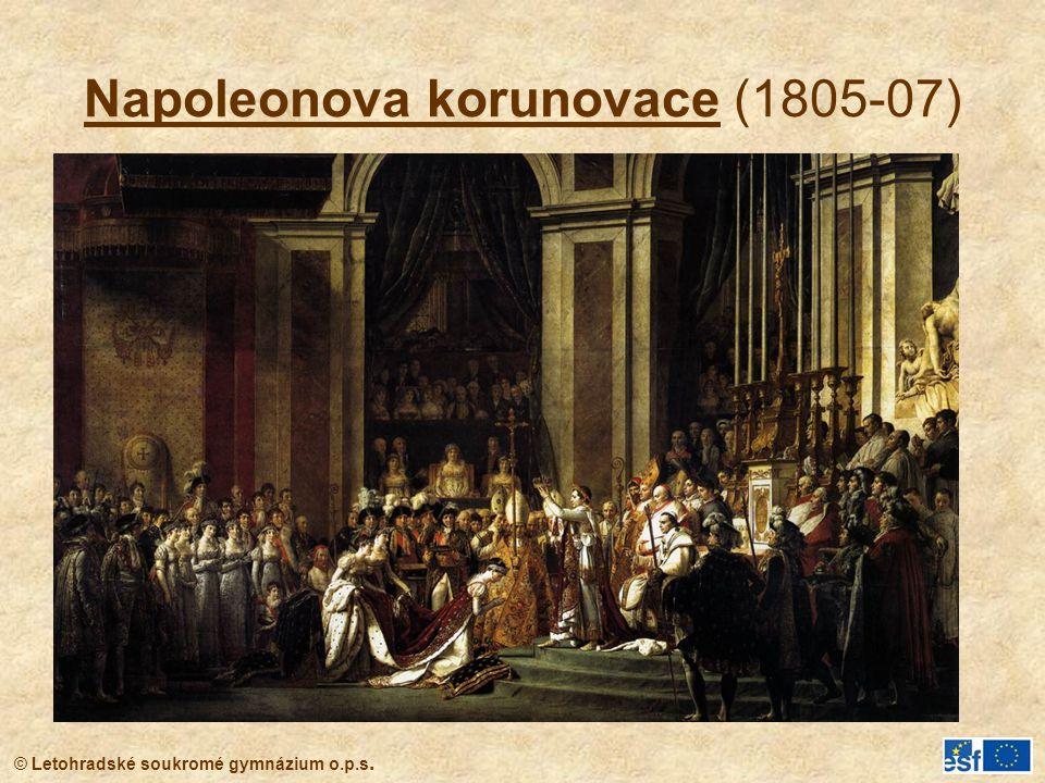 Napoleonova korunovace (1805-07)