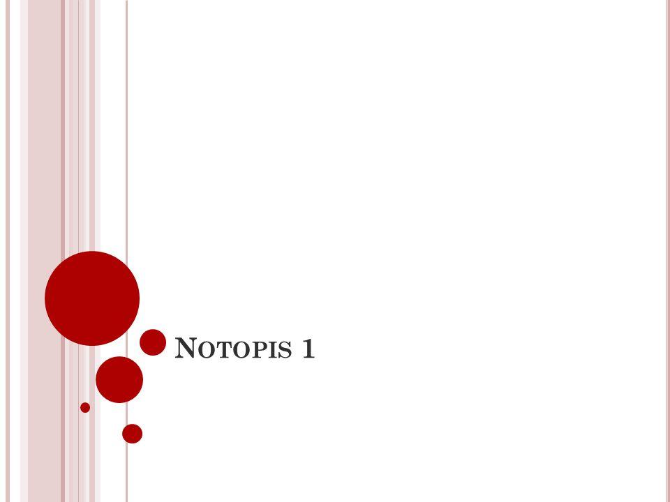 Notopis 1