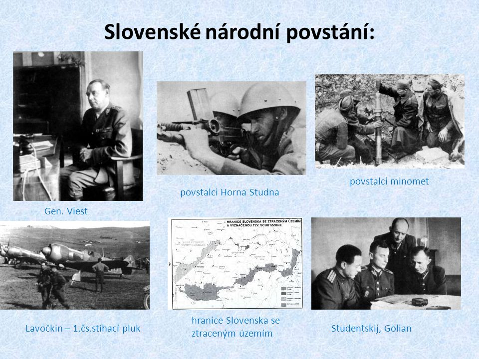 Slovenské národní povstání: