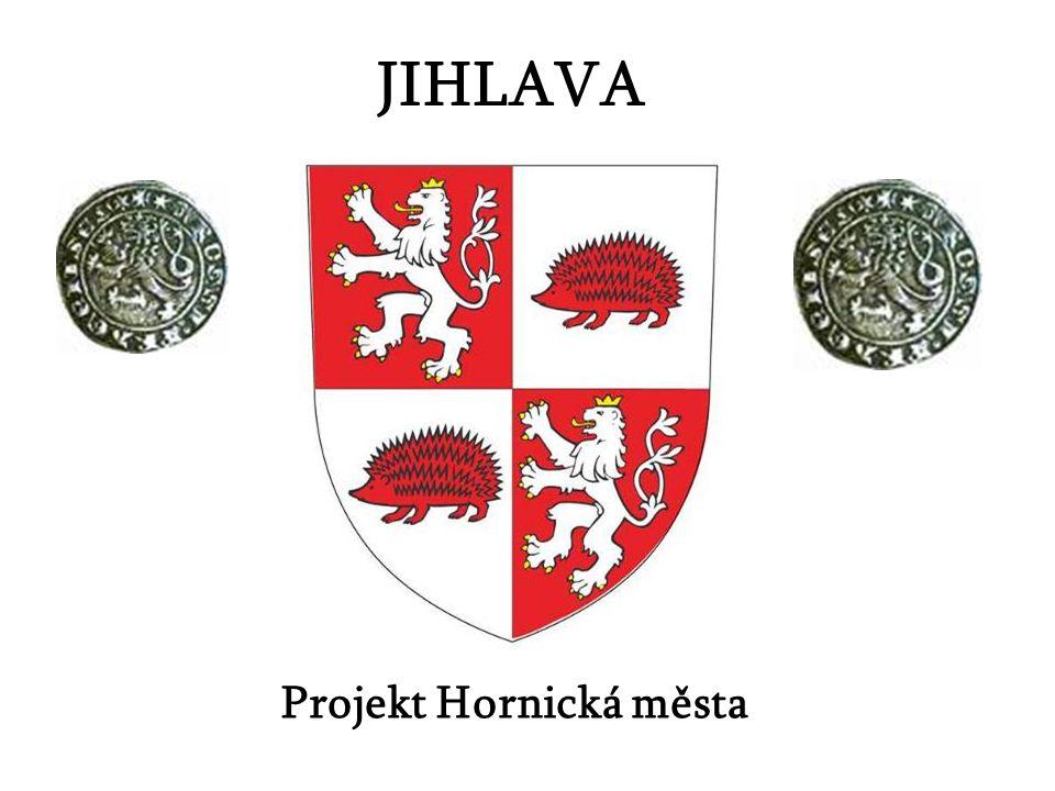 Projekt Hornická města