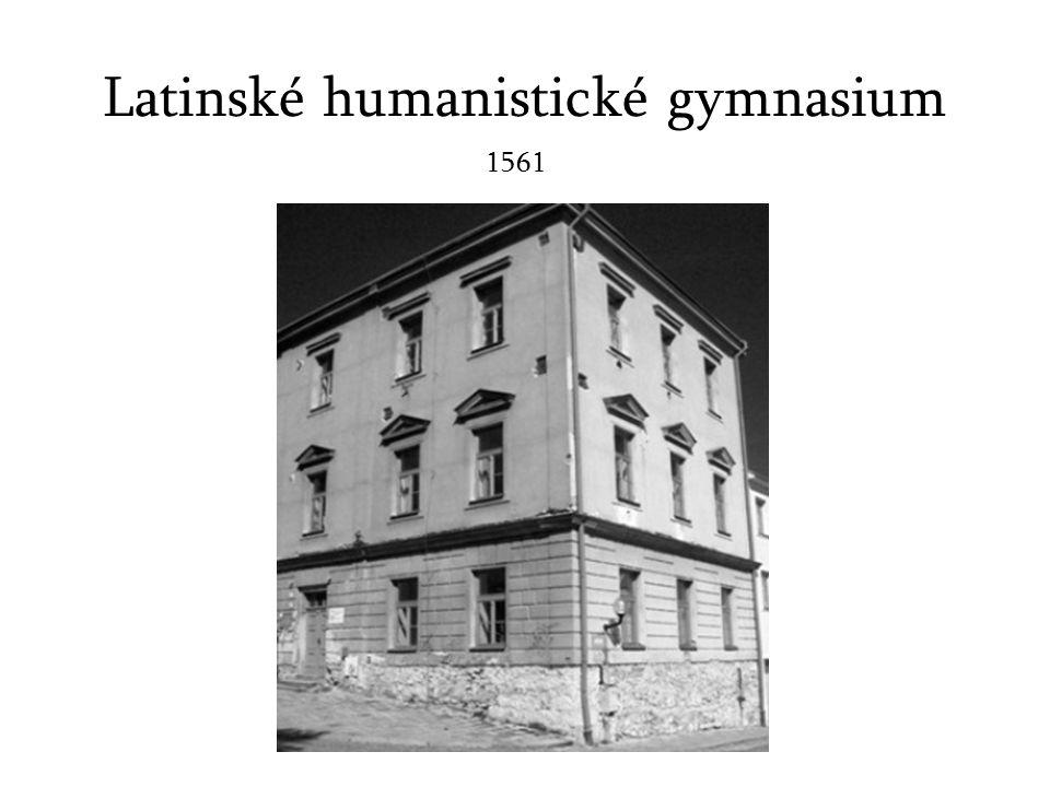 Latinské humanistické gymnasium