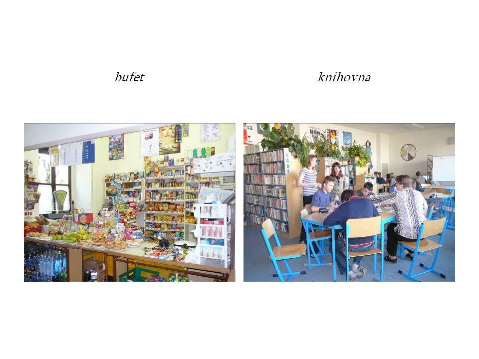 bufet knihovna