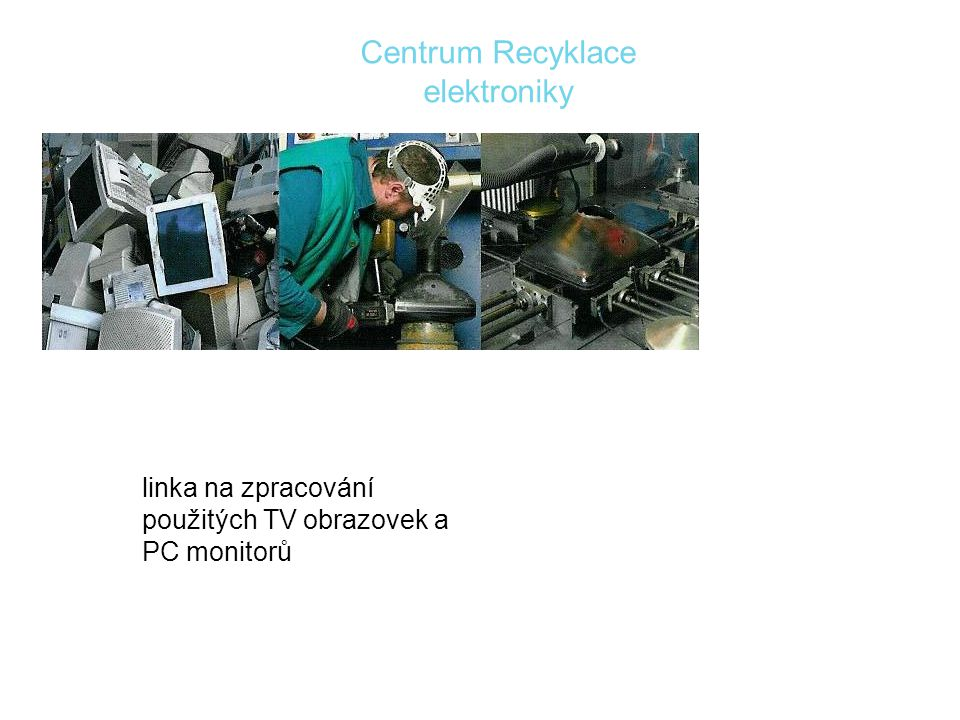 Centrum Recyklace elektroniky