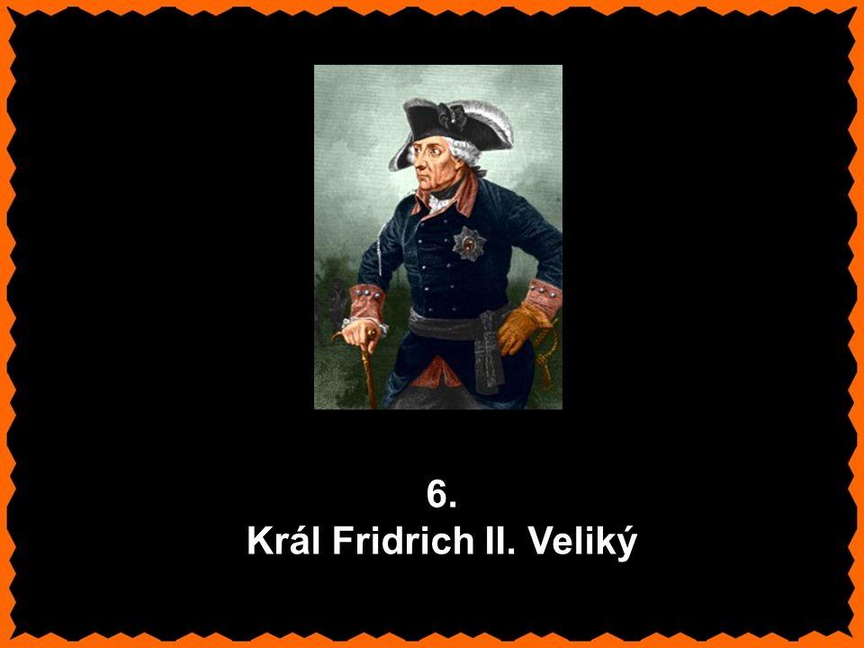 Král Fridrich II. Veliký