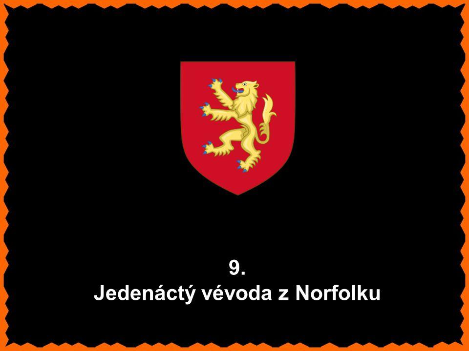 Jedenáctý vévoda z Norfolku