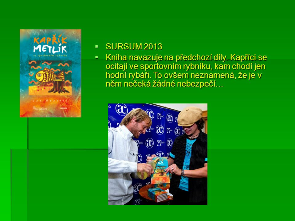 SURSUM 2013
