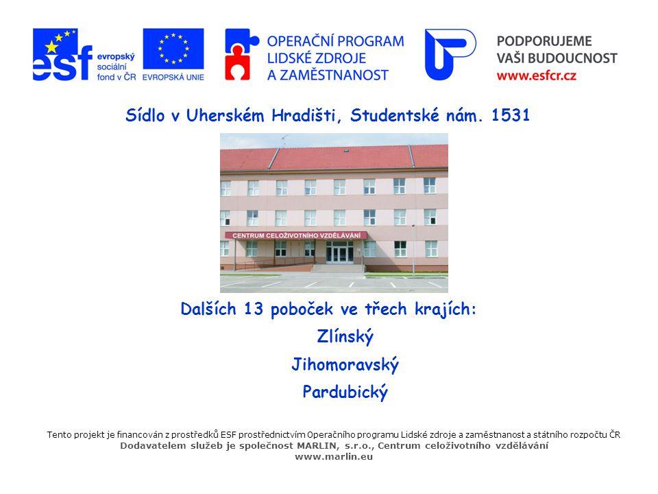 Sídlo v Uherském Hradišti, Studentské nám. 1531