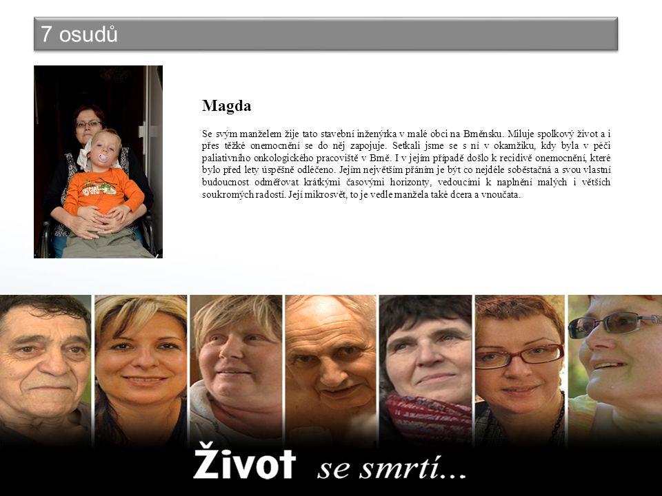 7 osudů Magda.