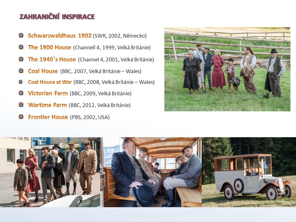 Zahraniční Inspirace Schwarzwaldhaus 1902 (SWR, 2002, Německo)