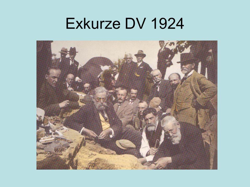 Exkurze DV 1924