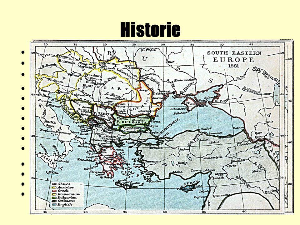 Historie doba bronzová-Thrákové 4.st.př.Kr.-Makedonci