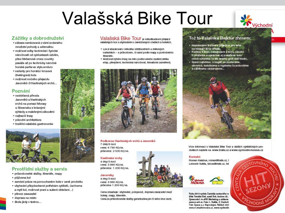 Valašská Bike Tour