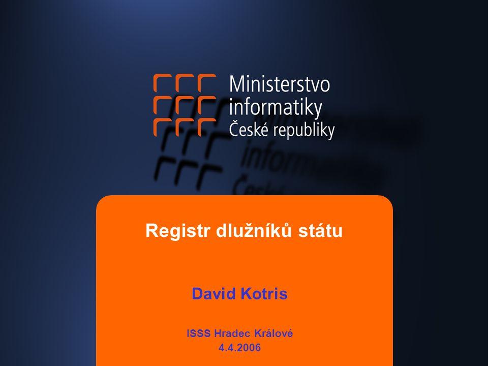 Registr dlužníků státu