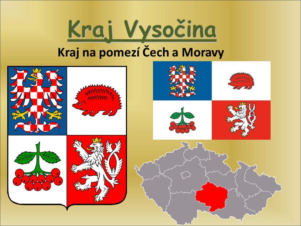Kraj na pomezí Čech a Moravy