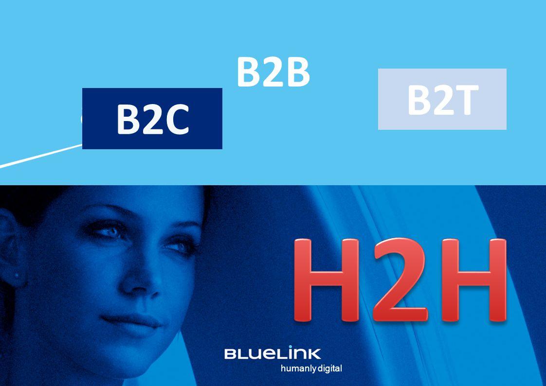 B2B B2T B2C H2H