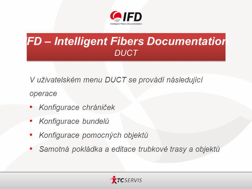 IFD – Intelligent Fibers Documentation
