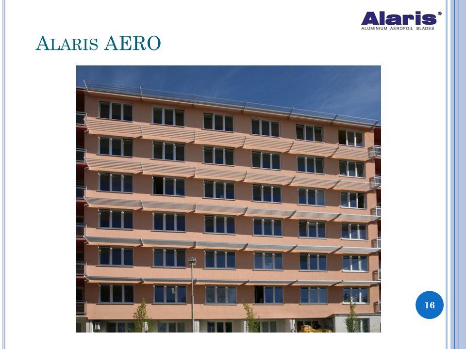 Alaris AERO