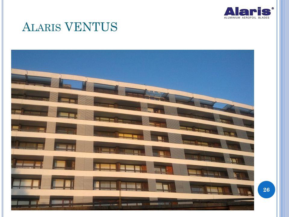 Alaris VENTUS