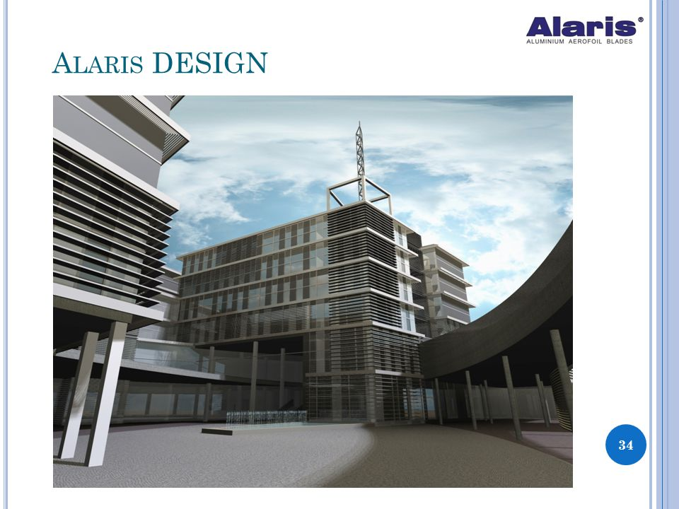 Alaris DESIGN