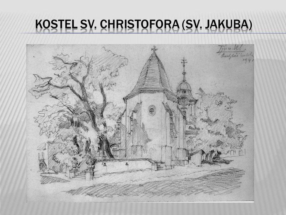 Kostel sv. Christofora (sv. Jakuba)