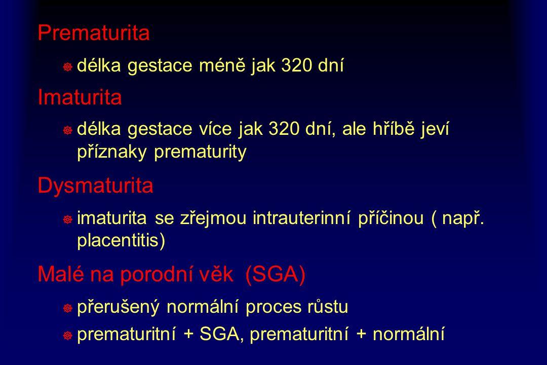 Malé na porodní věk (SGA)