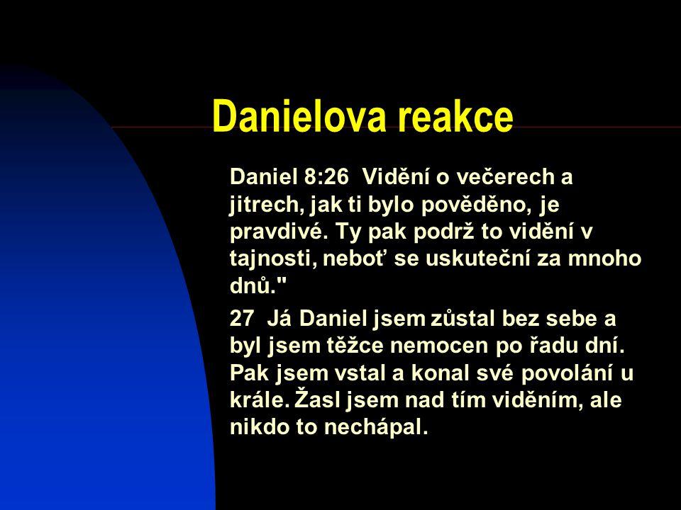 Danielova reakce