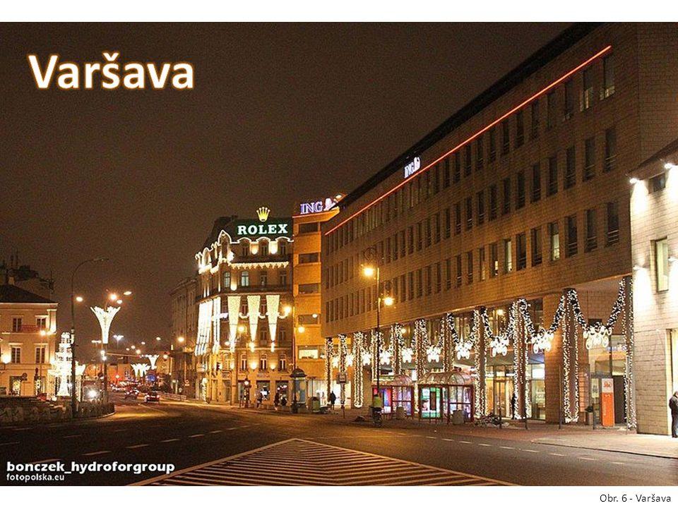 Varšava Obr. 6 - Varšava