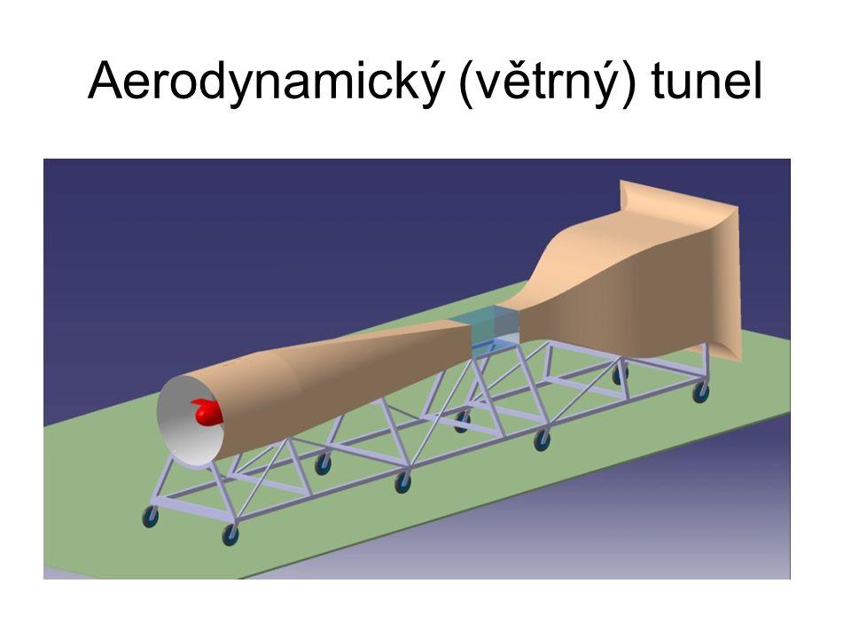 Aerodynamický (větrný) tunel